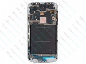 LCD with Touch and Frame Samsung Galaxy S4 i9505 white OCG