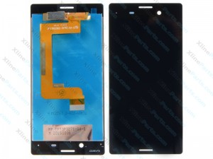 LCD with Touch and Frame Sony Xperia M4 Aqua E2303 black OCG*