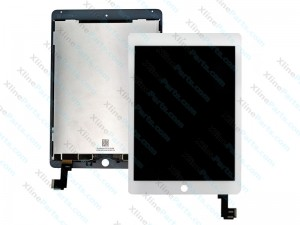 LCD with Touch iPad Air 2 white OCG