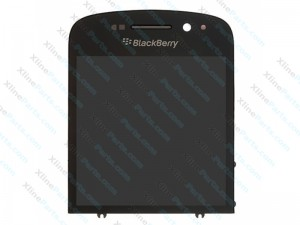 LCD with Touch Blackberry Q10 black