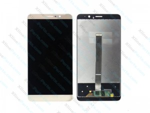 LCD with Touch Huawei Mate 9 gold