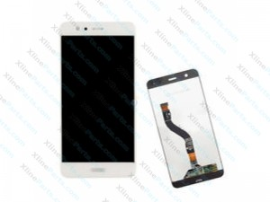 LCD with Touch Huawei P10 Lite white OCG