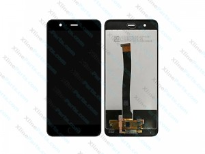 LCD with Touch Huawei P10 Plus black OCG