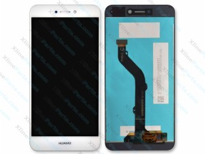 LCD with Touch Huawei P8 Lite (2017) white HQ