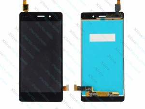 LCD with Touch Huawei P8 Lite black OCG