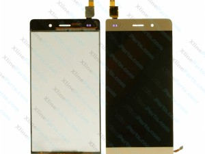 LCD with Touch Huawei P8 Lite gold