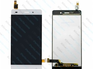 LCD with Touch Huawei P8 Lite white