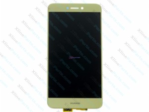 LCD with Touch Huawei P9 Lite (2017) gold OCG