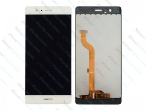 LCD with Touch Huawei P9 white OCG