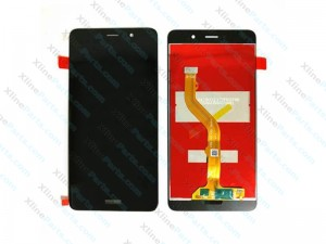 LCD with Touch Huawei Y7 Prime (2017) black OCG