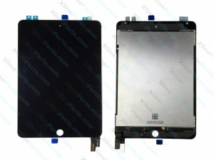 LCD with Touch iPad Mini 4 black OCG