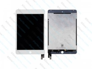 LCD with Touch iPad Mini 4 white OCG