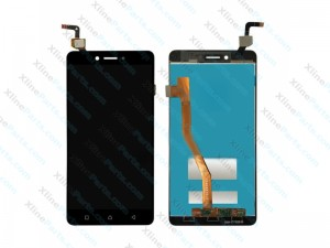 LCD with Touch Lenovo K6 Note black