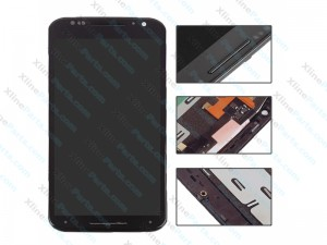 LCD with Touch Motorola Moto X Style XT1572 black OCG