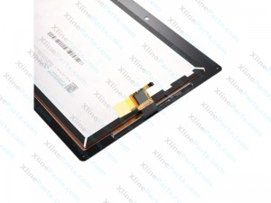 LCD with Touch Panel Lenovo Tab2  A10-30 black OCG