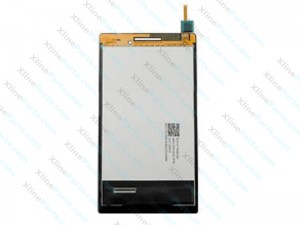 LCD with Touch Panel Lenovo Tab2 A7-10 black OCG