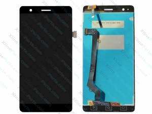 LCD with Touch Panel Lenovo Vibe K5 Note black