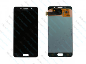 LCD with Touch Samsung Galaxy A5 (2016) A510 black (Original)
