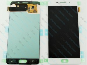 LCD with Touch Samsung Galaxy A5 (2016) A510 white (Original)