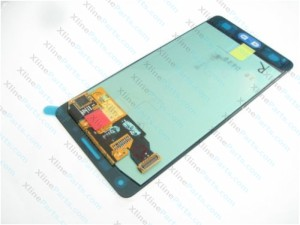 LCD with Touch Samsung Galaxy A7 A700 black (Original)