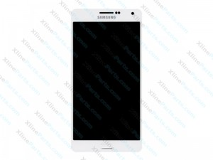 LCD with Touch Samsung Galaxy  A7 A700 white (Original)
