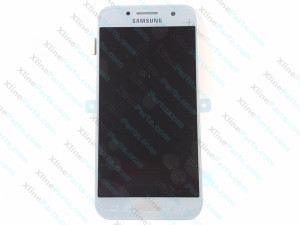 LCD with Touch Samsung Galaxy A3 (2017) A320F blue (Original)