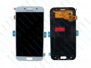 LCD with Touch Samsung Galaxy A5 (2017) A520 blue (Original)