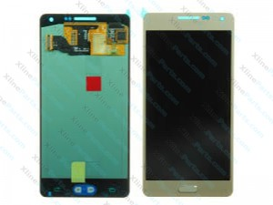 LCD with Touch Samsung Galaxy A5 A500 gold (Original)