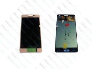 LCD with Touch Samsung Galaxy A5 A500 pink (Original)