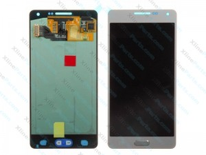 LCD with Touch Samsung Galaxy A5 A500 silver (Original)