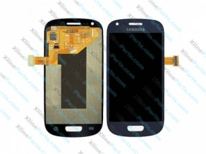 LCD with Touch Samsung Galaxy S3 Mini I8190 blue AAA