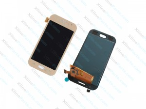LCD with Touch  Samsung Galaxy J1 Ace J110 gold HQ
