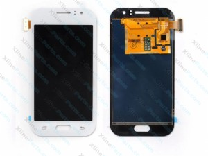 LCD with Touch Samsung Galaxy J1 Ace J110 white OLED