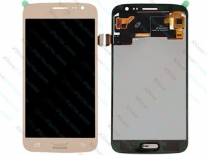 LCD with Touch Samsung Galaxy J2 (2016) J210 gold HQ