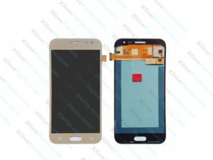 LCD with Touch Samsung Galaxy J2 J200 gold OCG