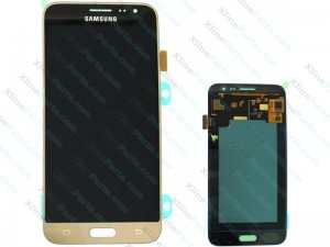 LCD with Touch Samsung Galaxy J3 (2016) J320 gold (Original)