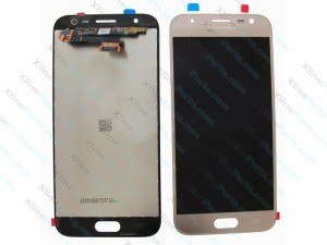 LCD with Touch Samsung Galaxy J3 (2017) J330 gold (Original)