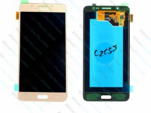LCD with Touch Samsung Galaxy J5 (2016) J510 gold (Original)