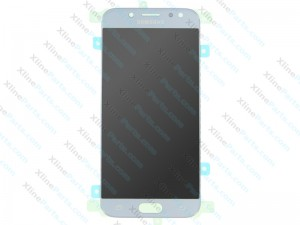 LCD with Touch Samsung Galaxy J5 (2017) J530 silver blue (Original)