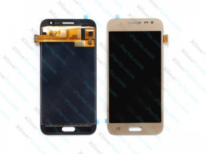 LCD with Touch Samsung Galaxy J7 (2016) J710 gold (Original)