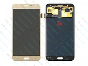 LCD with Touch Samsung Galaxy J7 J700 gold OLED
