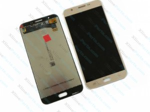 LCD with Touch Samsung Galaxy J7 (2017) J730 gold (Original)