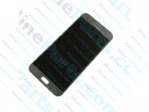LCD with Touch Samsung Galaxy J7 (2017) J730 silver blue (Original)