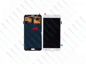 LCD with Touch Samsung Galaxy J7 J700 white (Original)