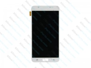 LCD with Touch Samsung Galaxy J7 J700 white OLED