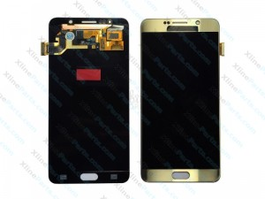 LCD with Touch Samsung Galaxy Note 5 N920 gold (Original)