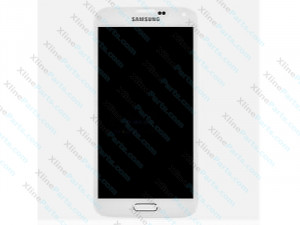 LCD with Touch Samsung Galaxy S5 Mini G800 white (Original)