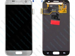 LCD with Touch Samsung Galaxy S7 G930 silver (Original)