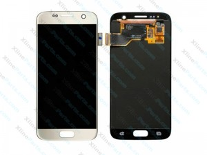 LCD with Touch Samsung Galaxy S7 G930 white (Original)