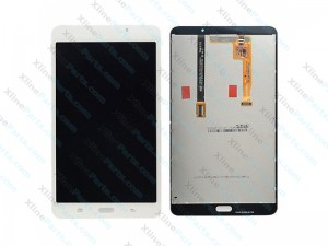 LCD with Touch Samsung Galaxy Tab A 7.0 (2016) T285 white OCG